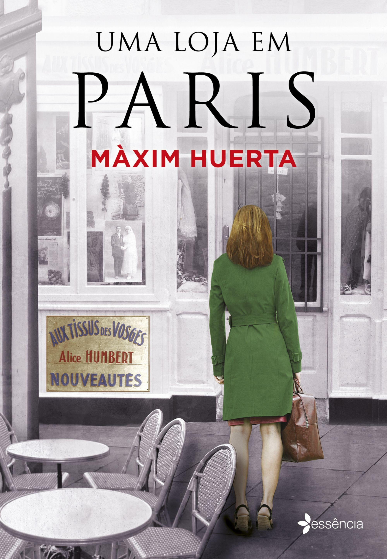 Uma loja em paris planeta de livros for Maxim huerta libros